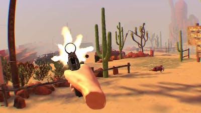 Arizona Sunshine #1 - I Love/Hate This Game.
