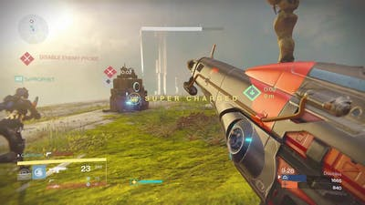 Destiny New Meta Salvage