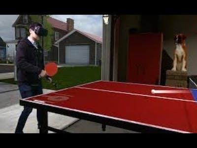 Vr ping pong pt.2 I don't lose
