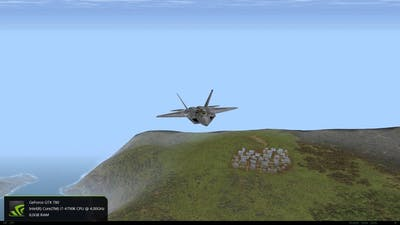 Retro Gaming F-22 Lightning 3: Campaign 1 Mission 5 (1080p) NO COMMENTARY/NARRATION