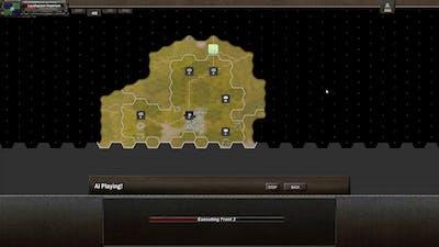 Shadow Empire - Assault Gun Rush Walk-through - Part 1