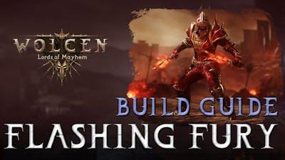 Wolcen Build Guide: Flashing Fury (Warrior/Rogue Build)