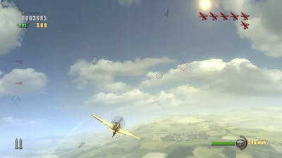 Dogfight 1942 - All in a Day's Work - Mission 2 Act 1