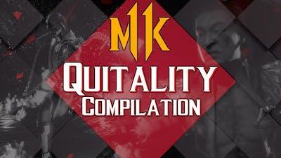 MK11 Rage Quit Compilation | Mortal Kombat 11 Quitality