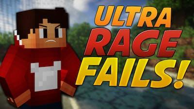 ULTRA RAGE FAILS! #1