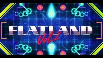 Flatland Vol.2 for the Sony PlayStation 4