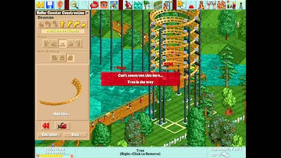 Rollercoaster Tycoon Deluxe is Still AWESOME