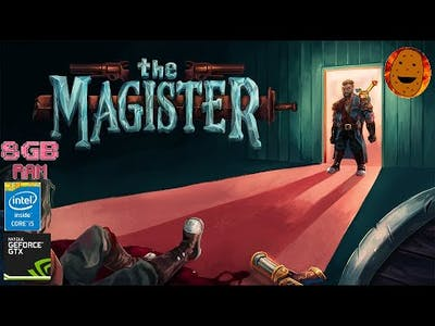 The Magister BETA Gameplay - Perfect game for low end PC