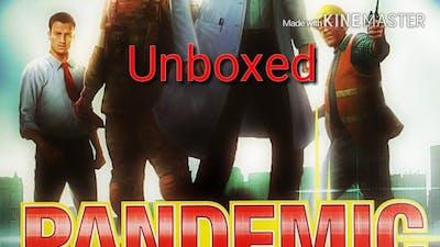 Pandemic Unboxed