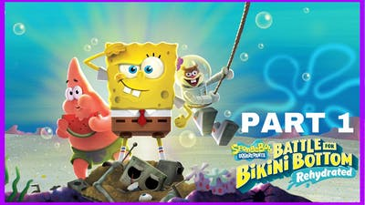 4th Period China Problems || Spongebob Squarepants: Battle for Bikini Bottom - Rehydrated Part 1