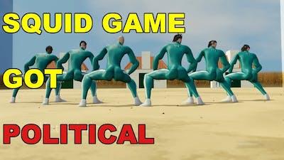 Squid Game Got Political - Capitalism Bad