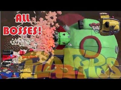 PLATYPUS - All Bosses