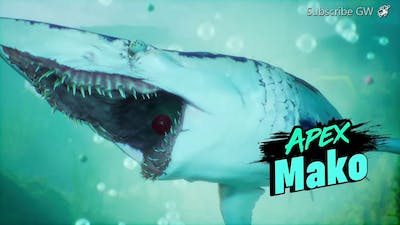 Maneater: How to get Apex MAKO TO Appear