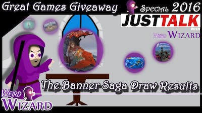 The Banner Saga Great Games Giveaway Prize Draw!
