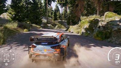 WRC 8 FIA World Rally Championship | Gameplay