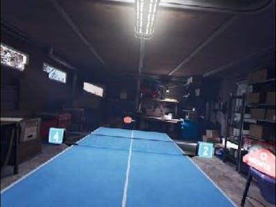 Supreme GOD  VR Ping Pong Pro