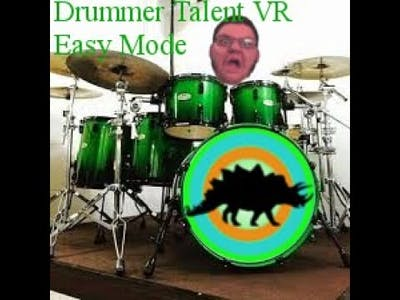 Drummer Talent VR Easy Difficulty