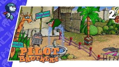 THAT FRICKIN' KANGAROO! - Pilot Brothers #2 (Let's Play/PC)