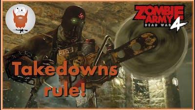 Zombie Army 4 Takedown Gameplay!