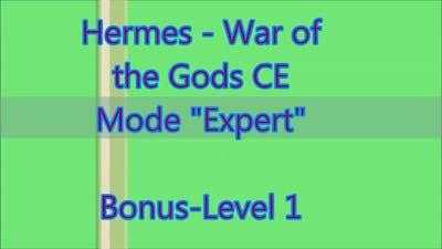 Hermes - War of the Gods CE Bonus-Level 1