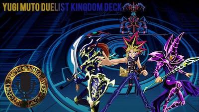 Yugi Muto Duelist Kingdom Deck