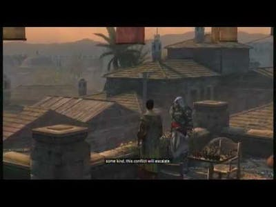 Assassin's Creed Revelations -- Into the Shadows