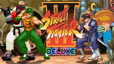 STREET FIGHTER III DELUXE - PC LONGPLAY - Dao Long And Cyber-Ryu (TEAM MODE) [NO DEATH RUN]