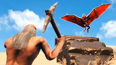KILLING STRONGEST BEASTS IN THE GAME!? (Conan Exiles)