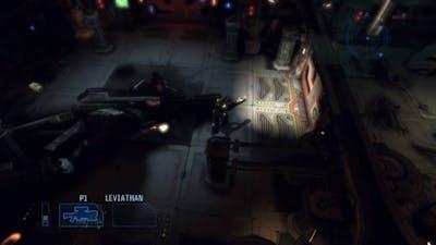 Alien Breed Impact Demo Gameplay (2)