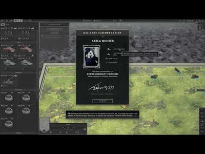 Panzer Corps 2: Axis Operations - 1942,  Kummersdorf (2nd Playthrough)