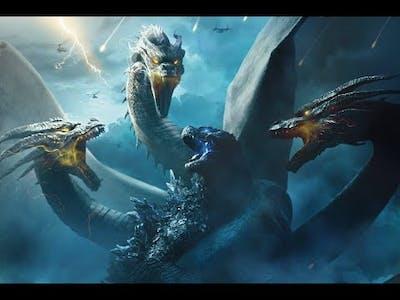 Godzilla Unleashed Movie Recreation #23 Godzilla: King of the Monsters (2019)