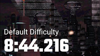 System Shock: Enhanced Edition (Source Port) - Default Difficulty Speedrun in 8:44.216