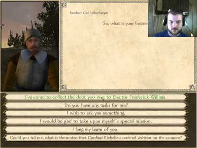 Mount and Blade Fire and Sword!!! fun times join in :) (Part 5)