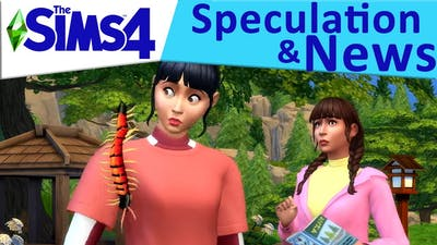 The Sims 4 Snowy Escape Expansion Pack Key Features! | The Sims 4 News