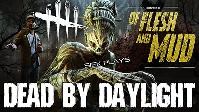 Dead by Daylight The Hag (NEW KILLER) Of Flesh and Mud DLC