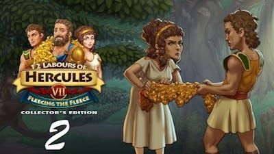 Falling Through - 12 Labours of Hercules VII Episode 2