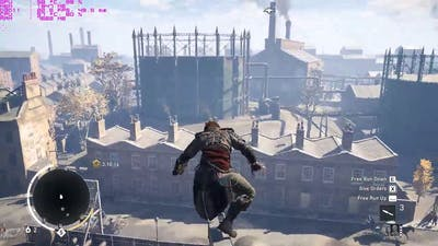 Assassin's Creed Syndicate on GT730 @720p on Prject Green Man