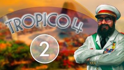 Tropico 4 (Season 2) - Episode 2 : ERROR! And crime