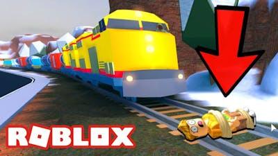 TIED TO THE TRAIN TRACKS IN JAILBREAK!