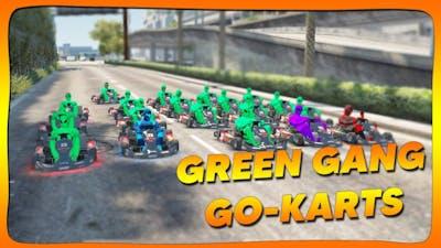 GTA 5 Roleplay - GREEN GANG CONTROL REDLINE! | RedlineRP #6