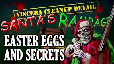 Viscera Cleanup Detail: Santa's Rampage Easter Eggs And Secrets HD