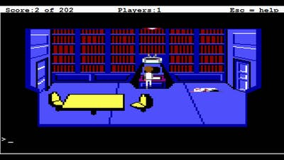 Space Quest Gameplay and Commentary