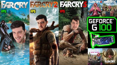 """GeForce G 100 