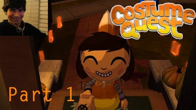 Witty Productions  Costume Quest  Gaming Series