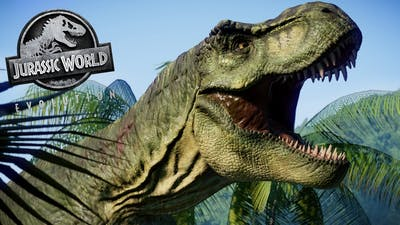 T-Rex is KING OF THE DINOSAURS - Life in the Cretaceous    Jurassic World Evolution 🦖 [4K] 🦖