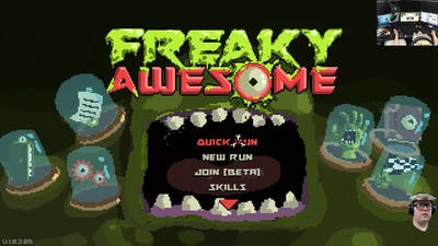 [First Look] Freaky Awesome Gameplay 💜