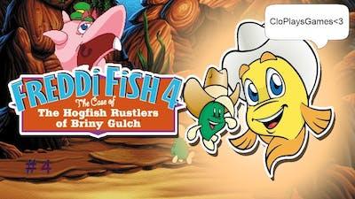 Freddi Fish 4: The Case of the Hogfish Rustlers of Briny Gulch P (4)
