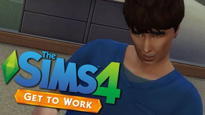 DOCTOR INAPPROPRIATE - The Sims 4 - Get To Work #2