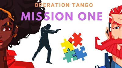 Spy and Hacker Co-op Puzzle/Adventure Game | Operation Tango [Mission 1]