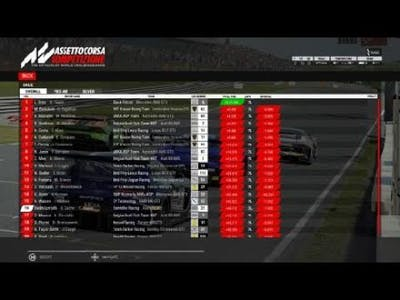 Assetto Corsa Competizione first try._._.Wtf is this game? :-)